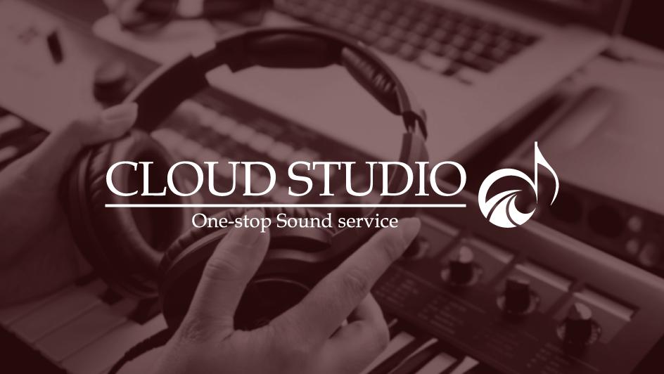 BGM 制作・効果音制作・サウンドロゴ制作がワンストップで簡単にオーダーが出来るサービスです。